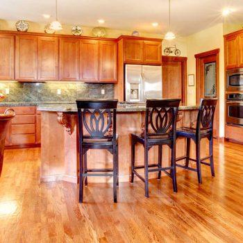 America Floor Design - large kitchen remodel in anaheim