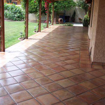 Tile flooring in Orange CA