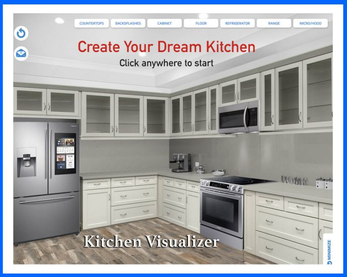 free online kitchen visualizer in Irvine